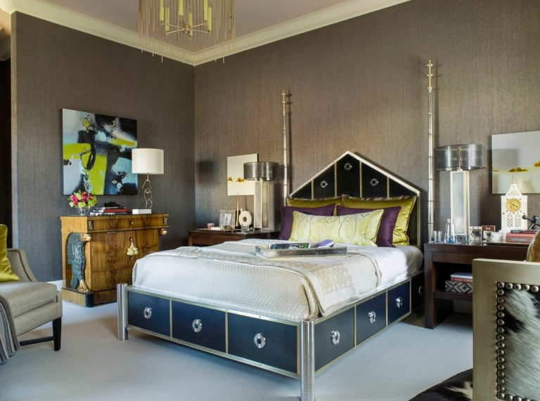 Antique Art Deco Bedroom