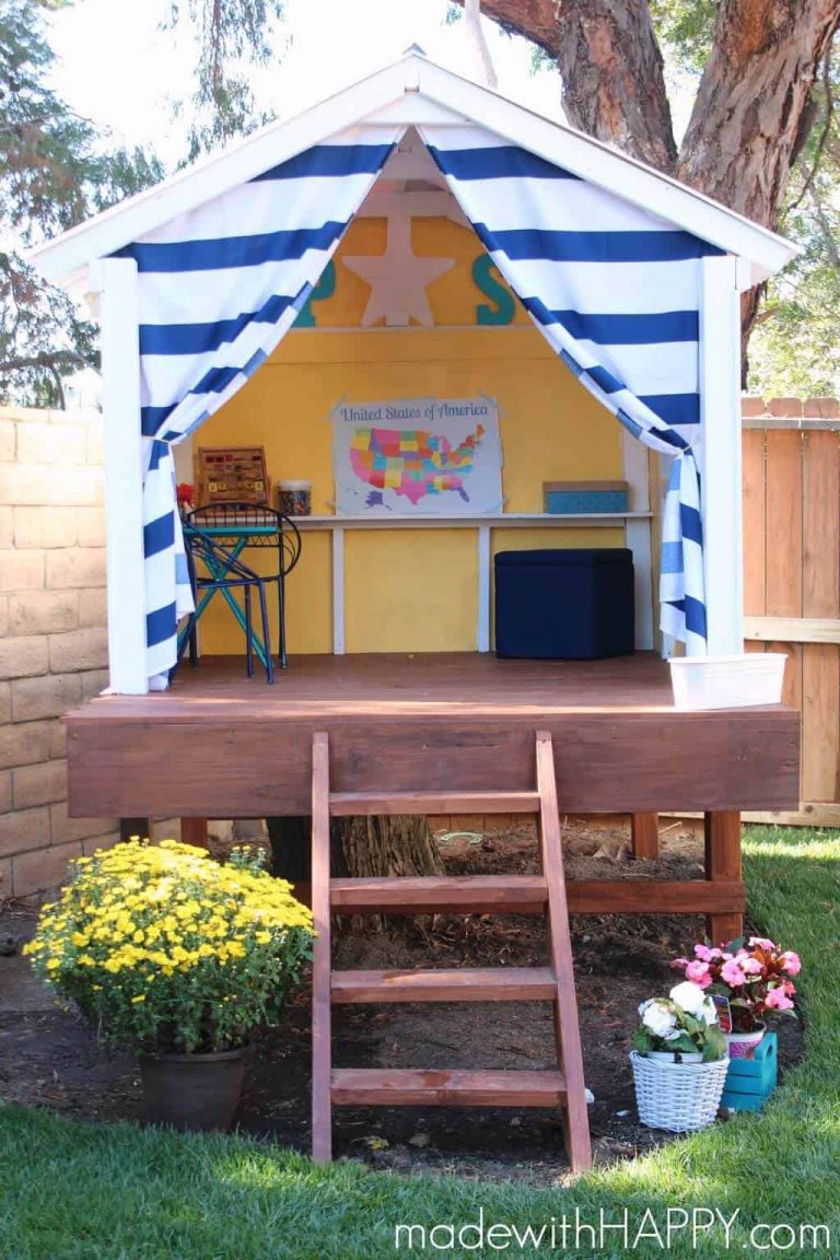 Backyard Idea for Kids