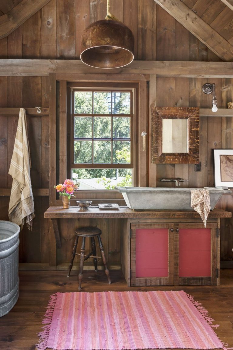 Barn Bathroom Ideas