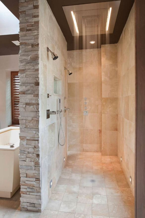 Bathroom Ideas with Big Shower