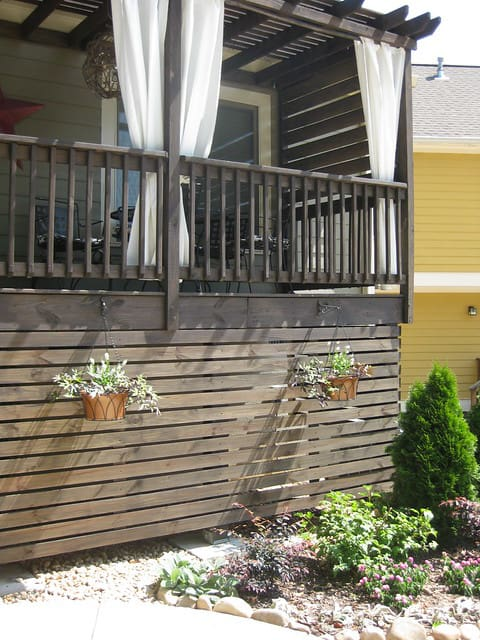 Beneficial Deck Skirting Ideas