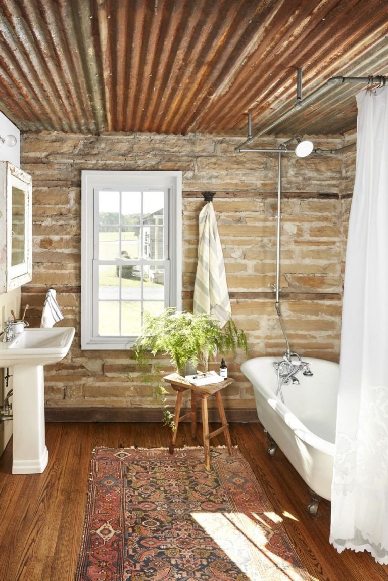 Bohemian Bathroom Ideas