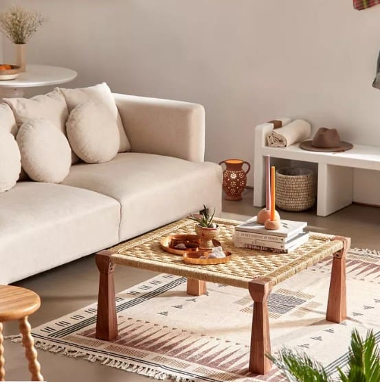 Bohemian Cool Coffee Table