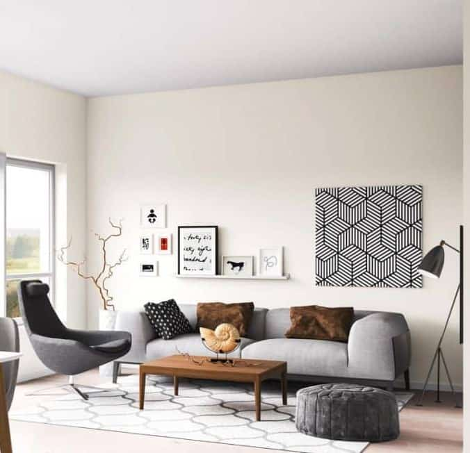 Brown Pillow Ideas For A Gray Couch