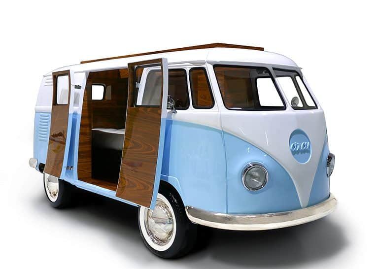 Bun Van Cool Bed