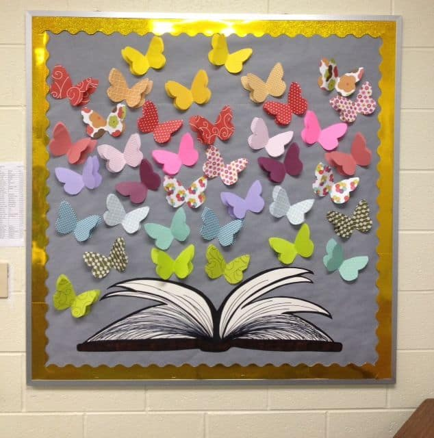 Butterfly Decorations Classroom