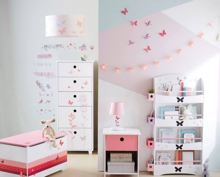 Butterfly Decorations For Girl