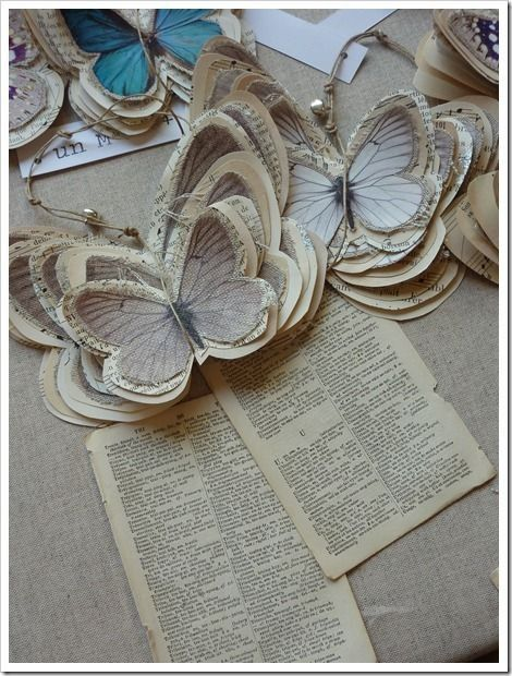 Chic Butterfly Decorations