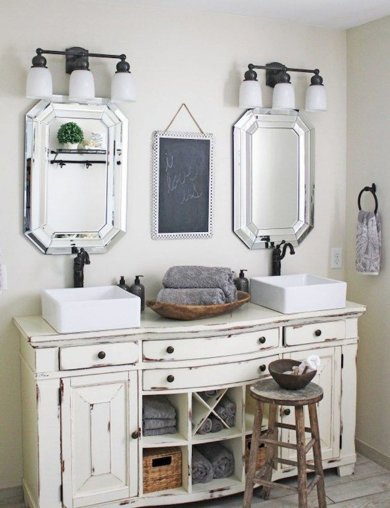Chic Style Bathroom