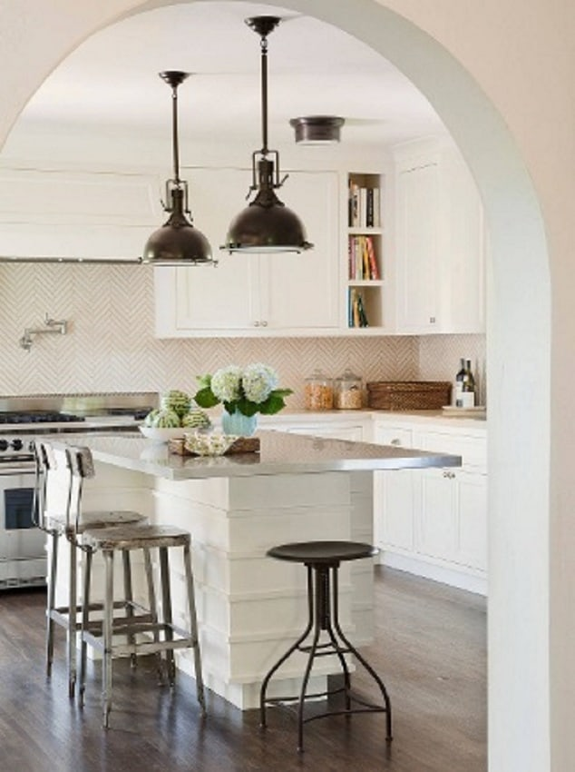 Classic Colonial Spanish Style Kitchens