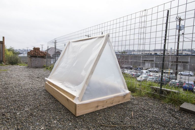 Cold Frame Tent