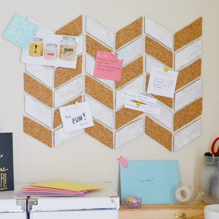 Creative Cork Board Ideas