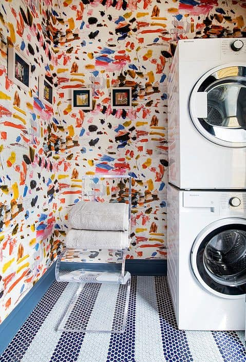 Creative Laundry Room Paint Colors