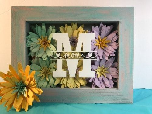 Cricut Shadow Box Ideas