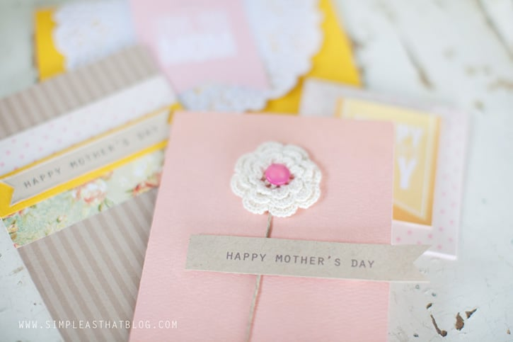 Cute Card Mothers Day Sign