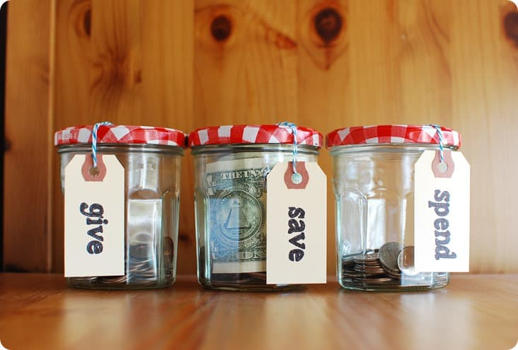 DIY Budgeting Jar