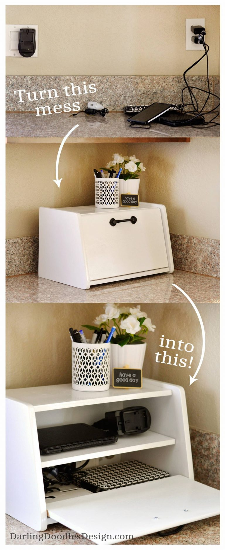 Simple To Epic Diy Charging Station Ideas