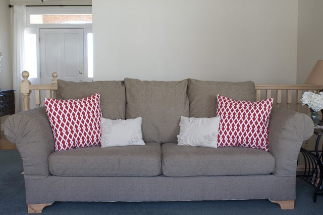 DIY Classic Couch