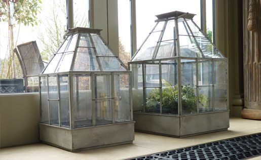 DIY Classic Indoor Greenhouse