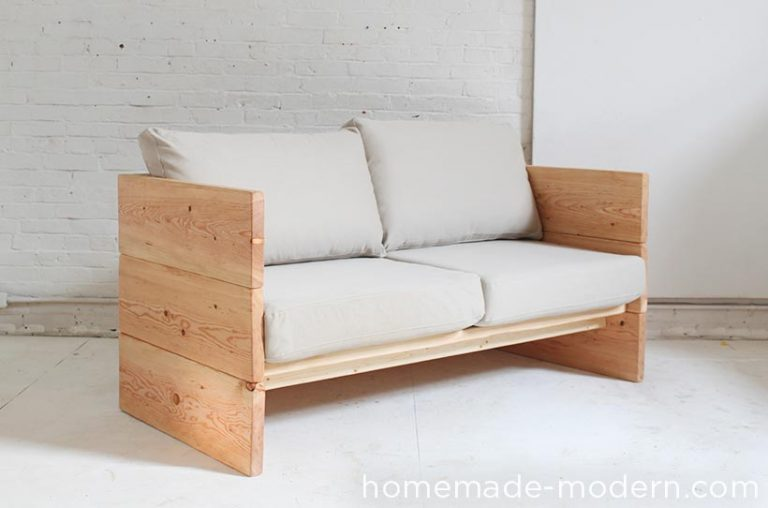 DIY Easy Couch