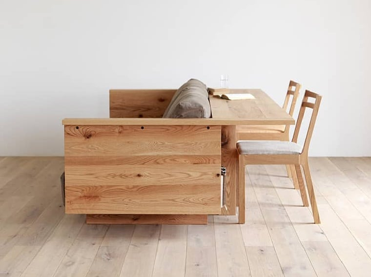 DIY Multifunction Wooden Couch