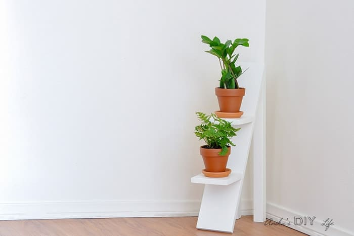 DIY Multilevel Plant Stand