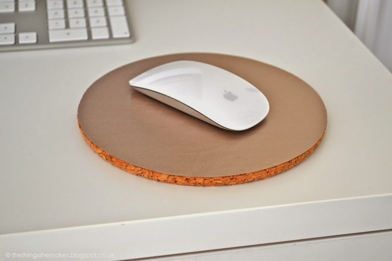 DIY Simple Mouse Pad