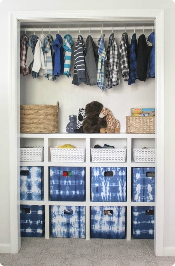 Diy Closet Organizer Walk In
