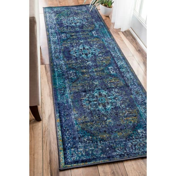 Dyed Kitchen Runner Rugs