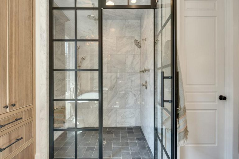 Elegant Modern Shower