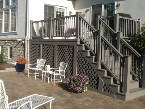 Elevate Deck Skirting
