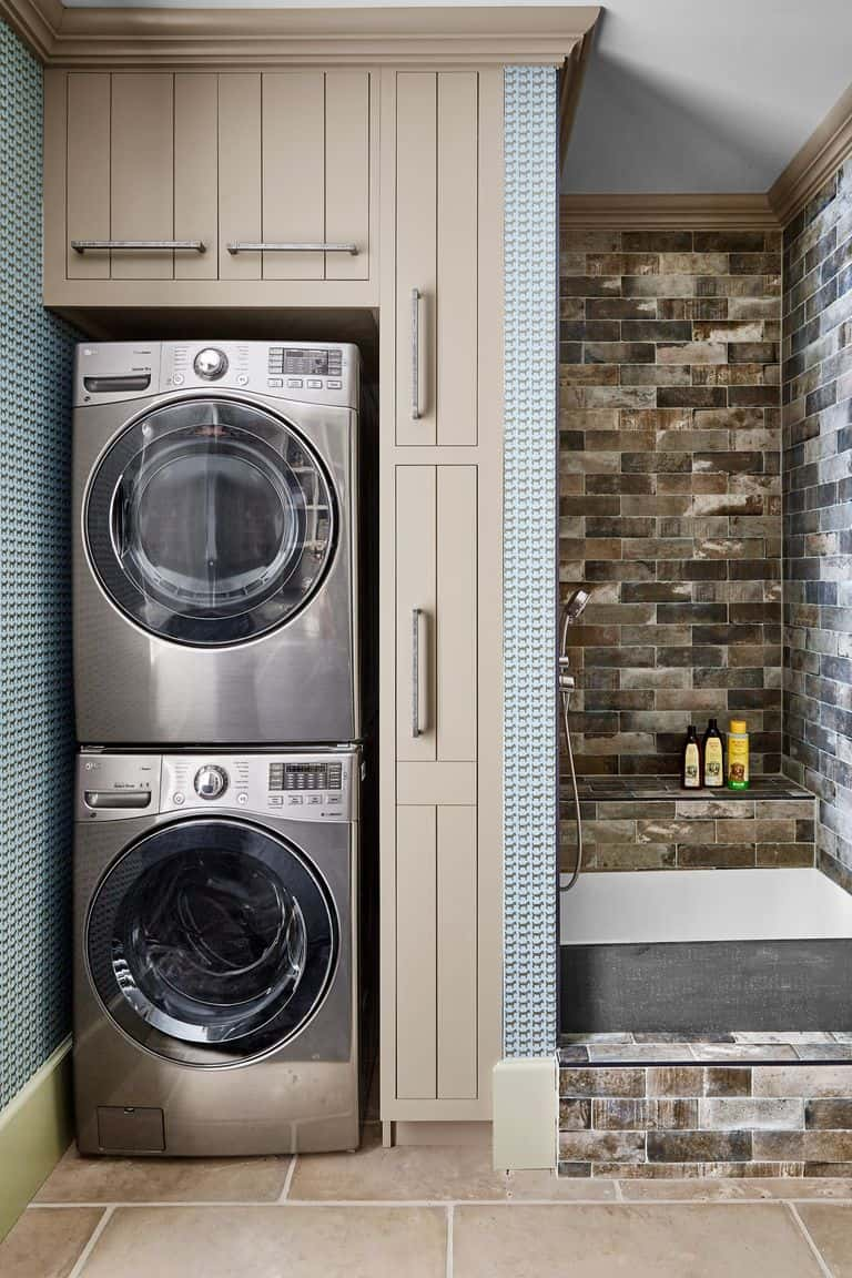 Expose the Stones Laundry Room Paint Colors