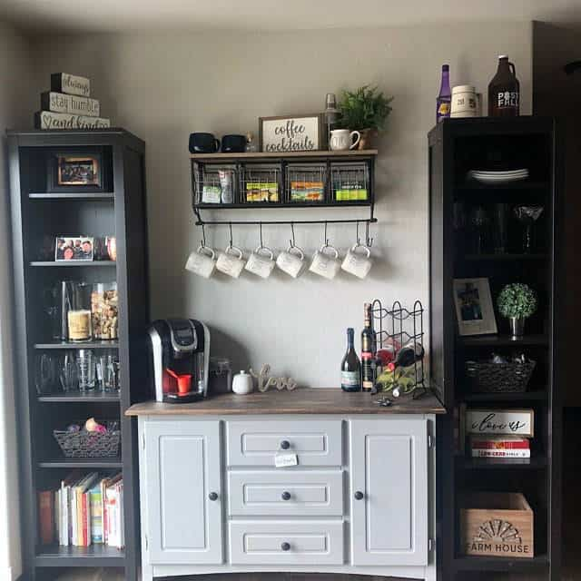 Farmhouse Coffee Bar