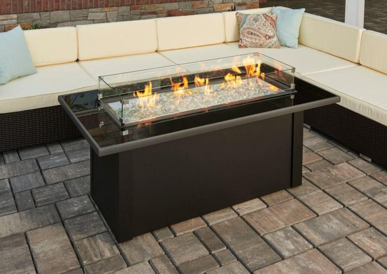 Incredible Fire Pit Coffee Table