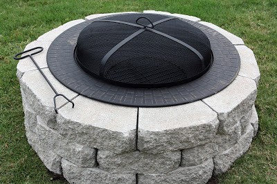 Fire Pit Idea On a Budget