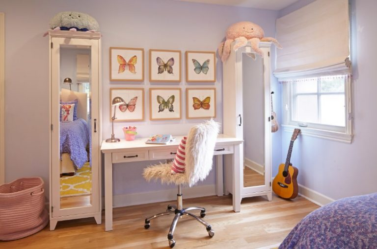 Framed Wall Butterfly Decorations