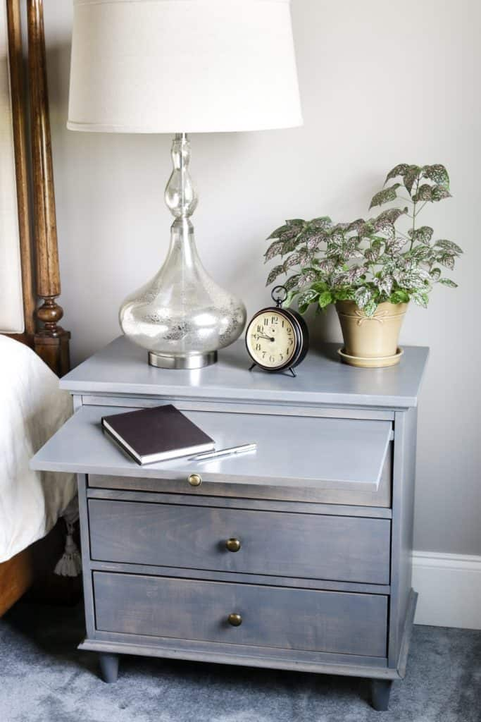 Functional Small Nightstand Ideas