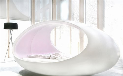 Futuristic Cool Beds