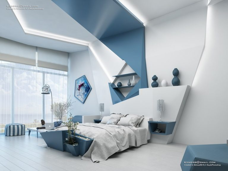 Geometric Cool Beds