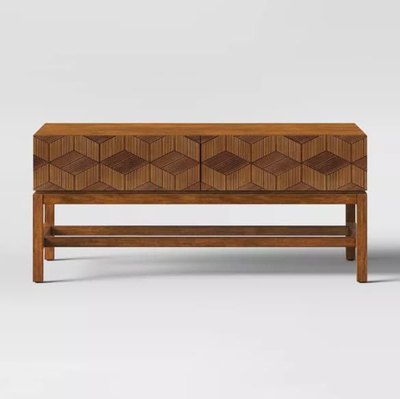 Geometric Front Cool Coffee Table