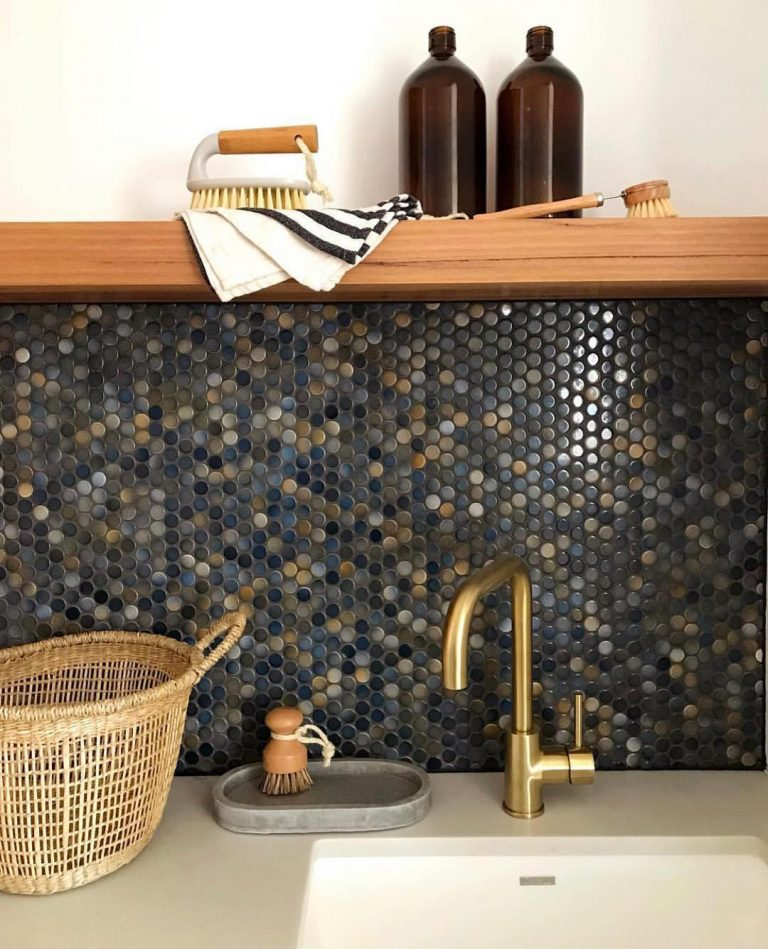 Glam Penny Tile