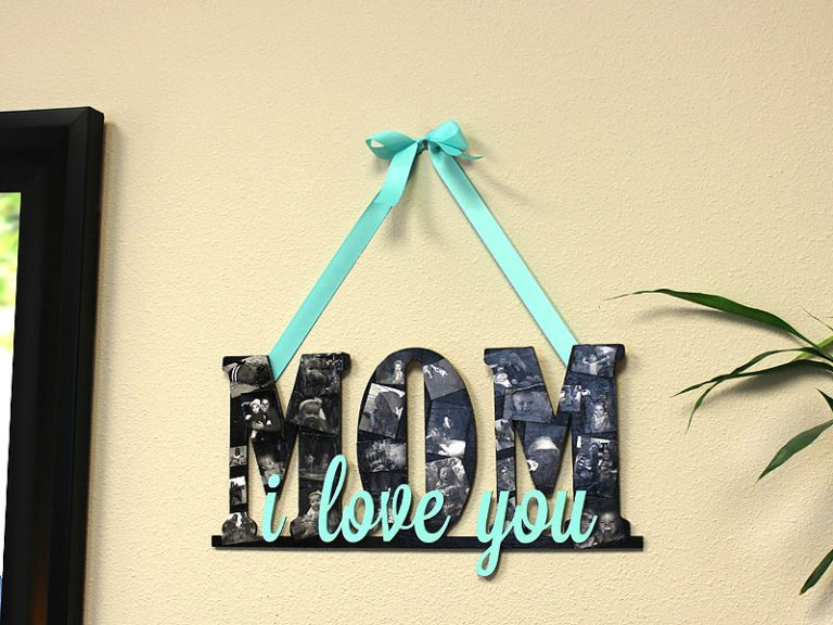Hanging Mothers Day Signs