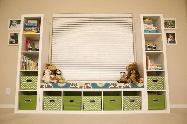 IKEA Kid Stuffed Animal Storage