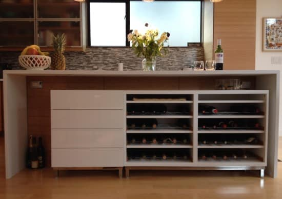 IKEA Wine Rack Hack