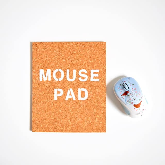 Inexpensive Mouse Pad