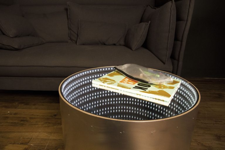 Glam Infinity Coffee Table