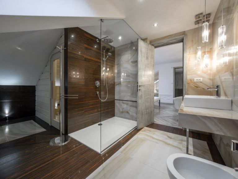 Luxury Modern Shower