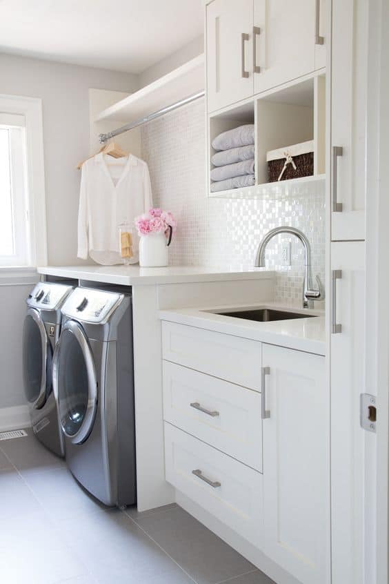 Make Over the Laundry Room