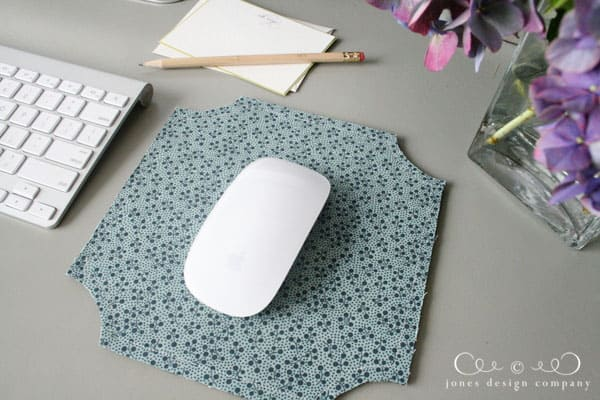 Make Over the Old Mouse Pad
