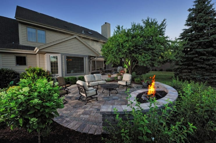 Medium Size Fire Pit Ideas